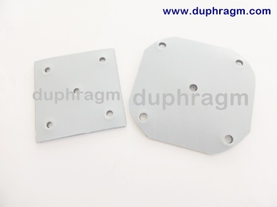 die cuting PTFE Diaphragm